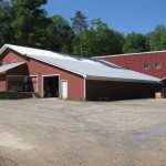 FOR LEASE:  COMMERICAL WAREHOUSE COMPLEX Morrisonville, NY